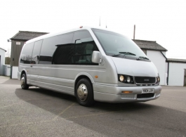 Party Bus for Hen Nights and weddings in London and Essex